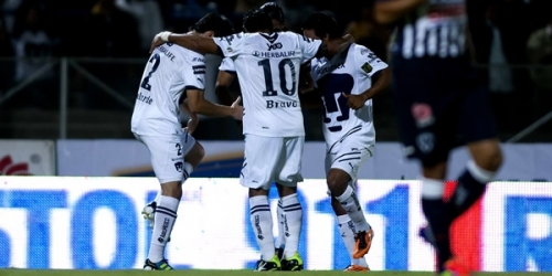 Los Pumas UNAM toman el liderato del Apertura
