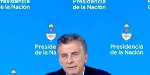 Macri confirmó que habrá hinchada visitante en la final entre River y Boca