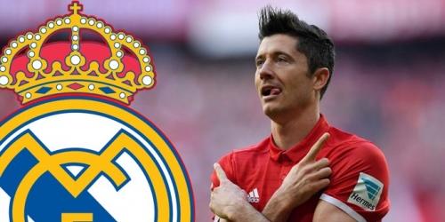 Madrid ofrecería 150 millones de euros por Lewandowski