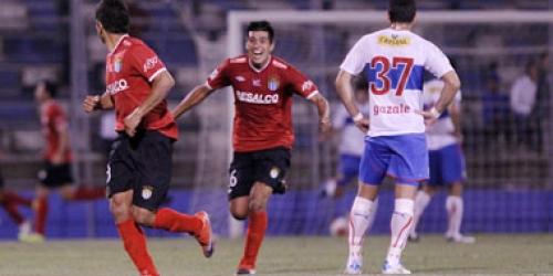 Magallanes sorprendió a Católica en la final de ida