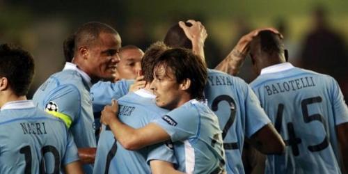 Manchester City ganó y lidera la Premier League