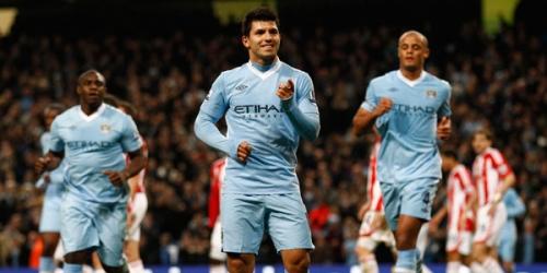 Manchester City ganó y sigue en la punta de la Premier