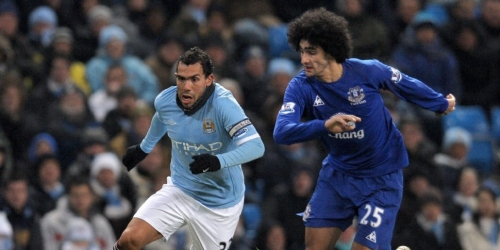 Manchester City pierde con Everton y sigue tercero