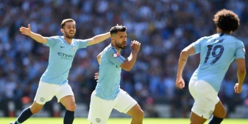 Manchester City vence al Chelsea conquista la Community Shield