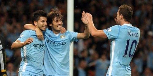 Manchester City y Wolverhampton lideran la Premier