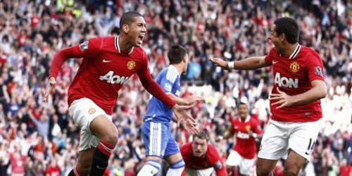 Manchester United es líder solitario de la Premier League
