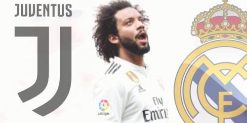 Marcelo respondió a la posibilidad de dejar el Real Madrid por la Juventus