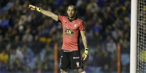 Marcos Díaz se convierte en arquero de Boca Juniors