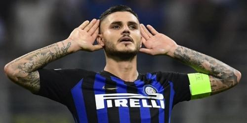 """Marotta, directivo del Inter: """"Icardi continuará con nosotros. El perfil de Godín nos interesa"""""""