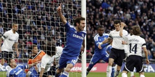 Mata dirige al Chelsea a la final de la FA Cup