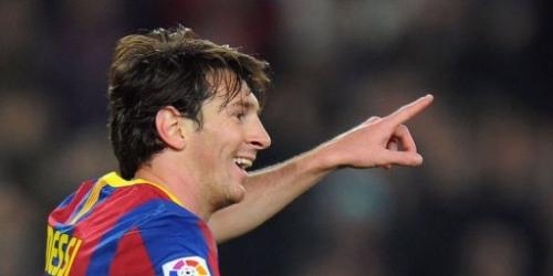 Messi acerca al Barcelona a semifinales de Copa del Rey