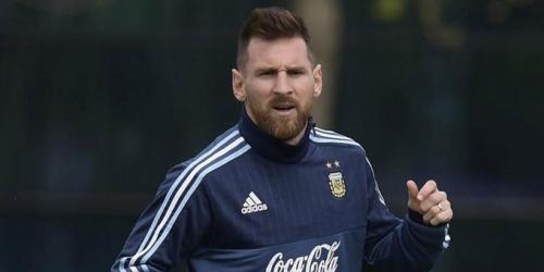 Messi entrenaría en la cuidad deportiva del Real Madrid