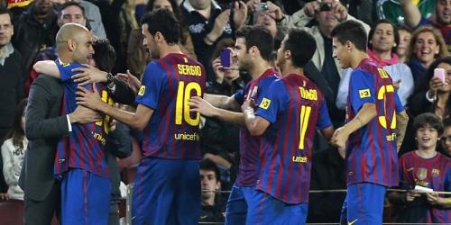 Messi llega a 50 goles y el Valencia se asegura el tercer puesto