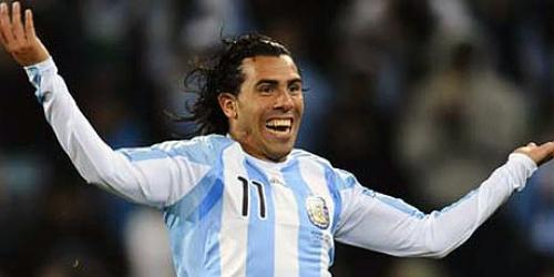 Messi y Tevez convocados para la Copa América 2011
