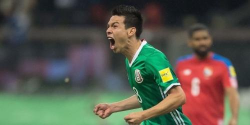 México clasifica al Mundial tras vencer a Panamá