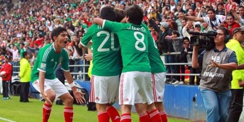 México derrotó a Francia y va a semifinales del Mundial