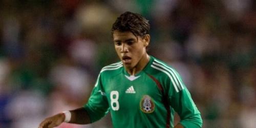 México descarta a Jonathan Dos Santos para el Mundial
