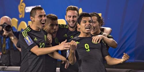 México es campeón de la Copa de Oro (Video)
