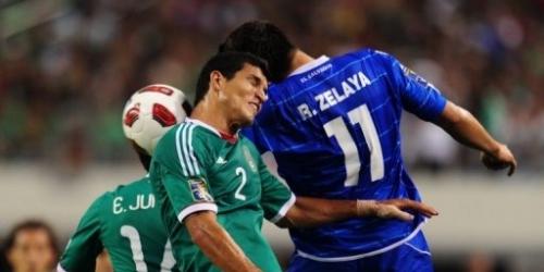 México golea a El Salvador en su debut en la Copa de Oro