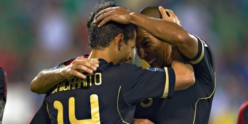 México goleó 5-0 a Cuba en la Copa de Oro