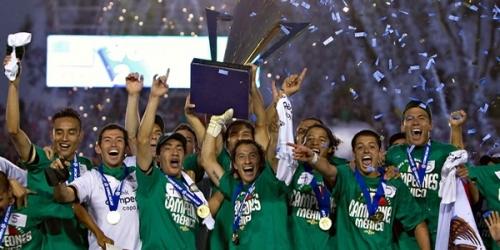 México se coronó campeón de la Copa de Oro