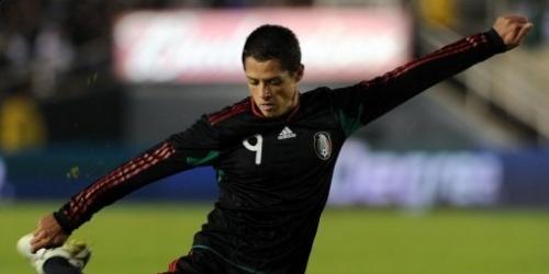 México se recupera con goleada a Gambia en gira europea