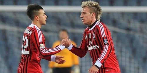 Milan vuelve a la cima de la Serie A
