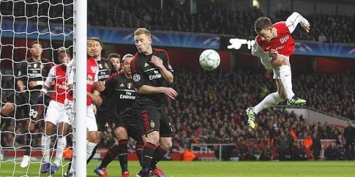 Milan y Benfica accedieron a los cuartos de final