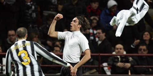 Milan y Juventus empataron en la Serie A