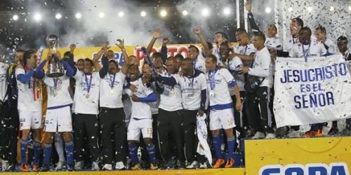Millonarios se consagró campeón de la Copa Colombia
