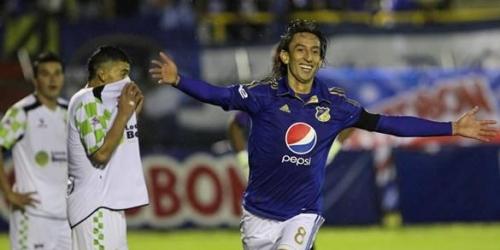 Millonarios tomó ventaja en la final de la Copa Colombia