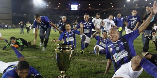 Mineros de Guayana es el campeón de la Copa Venezuela