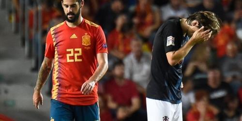 Modric comentó sobre partido entre Croacia con España
