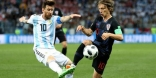 "Modric: ""Nunca jugaré con Messi"""