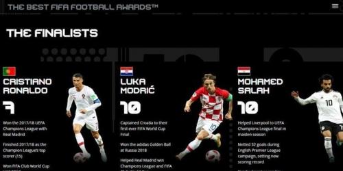 Modric, Salah y Cristiano se volverán a ver de nuevo las caras