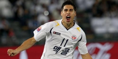Molina guía a Seongnam Ilhwa a las semifinales