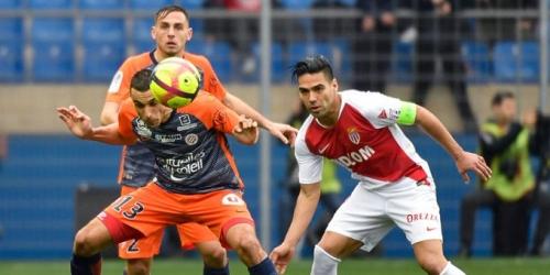 Mónaco deja escapar una victoria en los últimos minutos contra el Montpellier