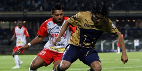 Monterrey, Santos y Pumas avanzaron a semifinales