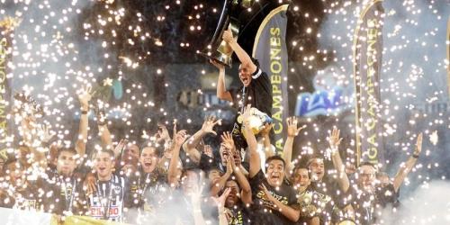 Monterrey se coronó como campeón en la Cocachampions