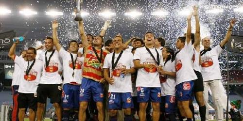 Morelia es el campeón de la Superliga