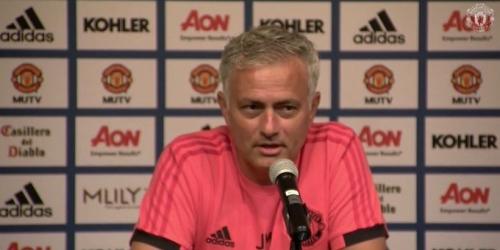 Mourinho espera que la directiva del club cumpla petición de nuevos jugadores