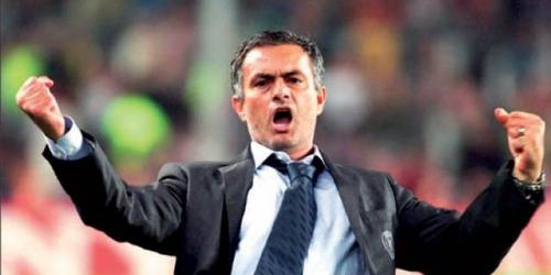 Mourinho nunca perdió una eliminatoria de cuartos de Liga de Campeones
