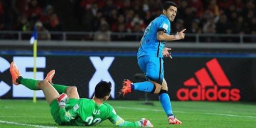 Mundial de Clubes, Barcelona goleó y es finalista (VIDEO)