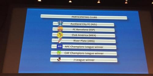 Mundial de Clubes, confirmado el calendario del torneo