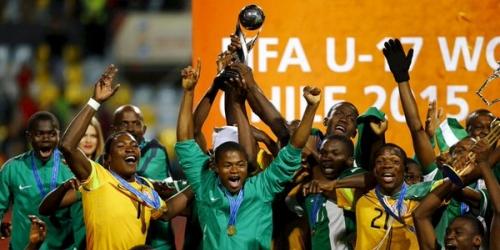Mundial Sub-17, Nigeria campeón del mundo! (VIDEO)