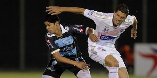 Nacional y Aurora empataron en la Copa Sudamericana