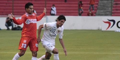 Nacional y Liga de Quito accedieron a la segunda fase