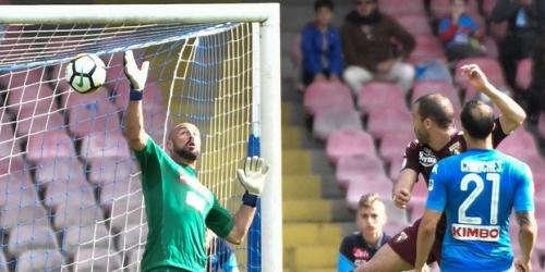Napoli empató con Torino y deja casi servido la copa a Juventus