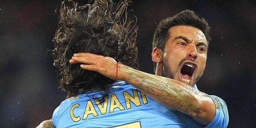 Napoli venció a Chelsea en la Champions League