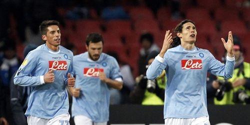 Napoli y Lazio se acercan al puntero Milan
